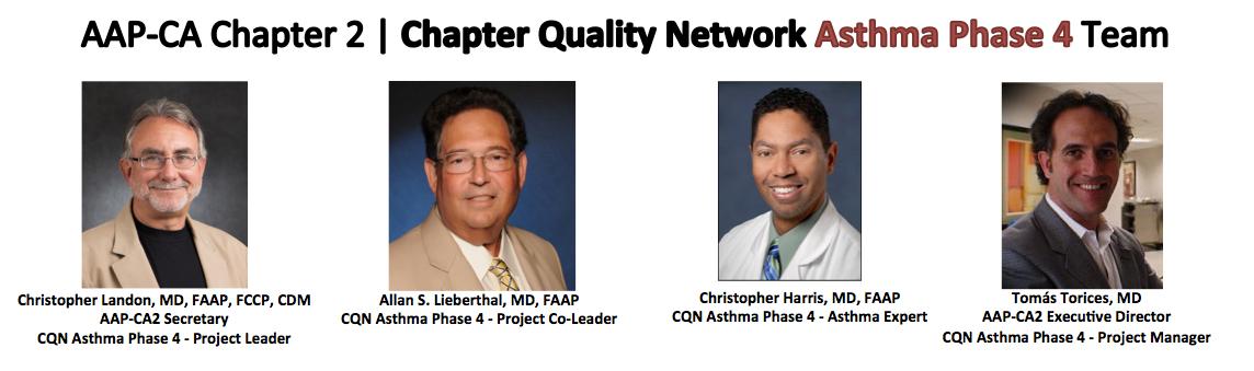 CQN Asthma Phase4 Team