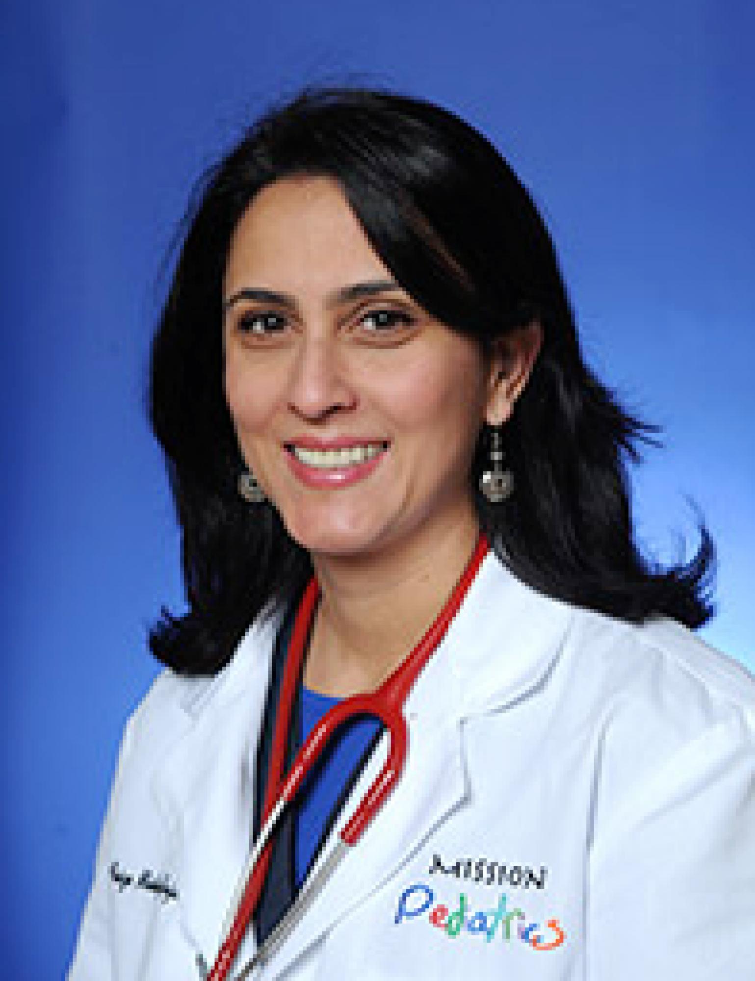 Faize Mustafa-Infante, MD, FAAP